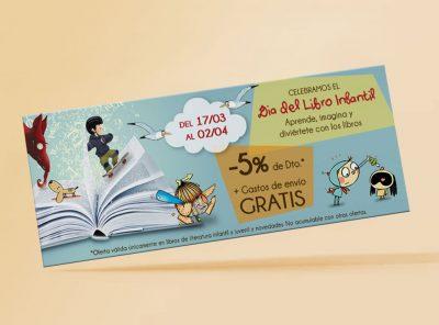 Banner Día del Libro Infantil 2015