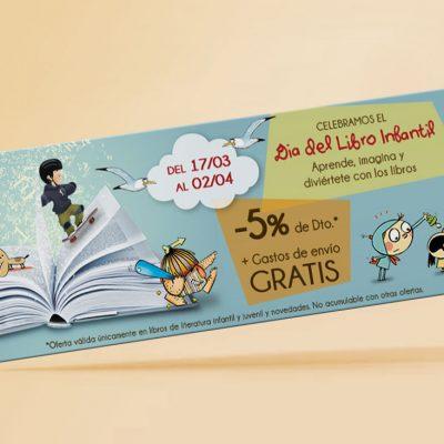 Banner Dia del Llibre Infantil 2015