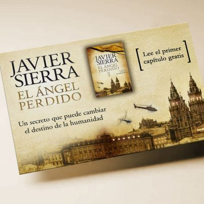Banner ebook 'El ángel perdido'