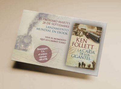 Banner ebook 'La caída de los gigantes'