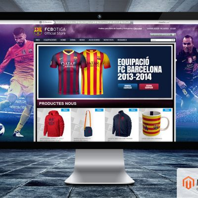 Botiga online FCBotiga Official Store
