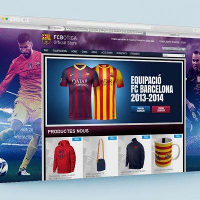 Tienda online FCBotiga Official Store
