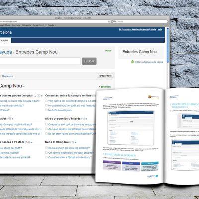 Cursos Zendesk: gestión de FAQs en Portal Web