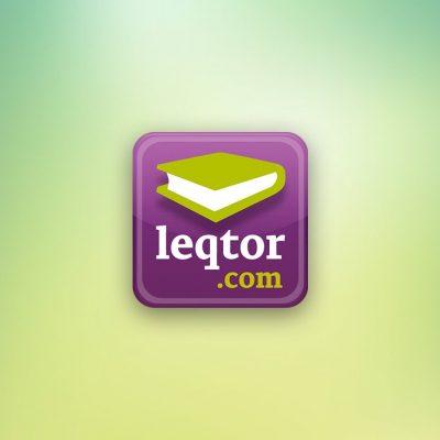 Icono app leqtor.com