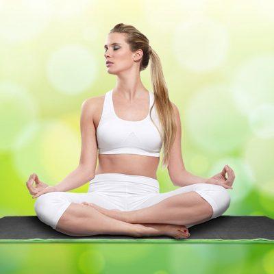 Meditació ioga