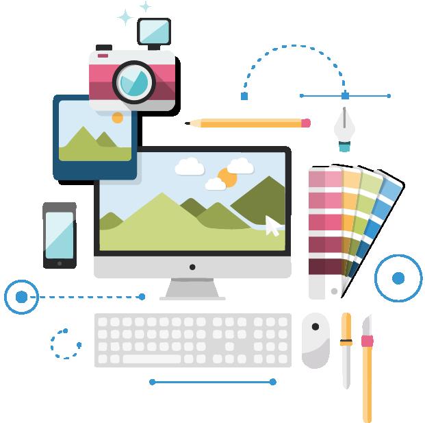Mejoramos o modificamos tus imágenes digitales y fotografías