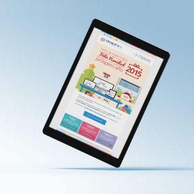 Newsletter Dolphin Tecnologías · Navidad 2014