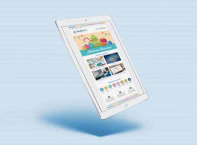 Newsletter Dolphin Tecnologías · Navidad 2015