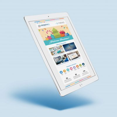 Newsletter Dolphin Tecnologías · Nadal 2015