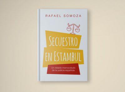Llibre, portada i ebook 'Secuestro en Estambul'