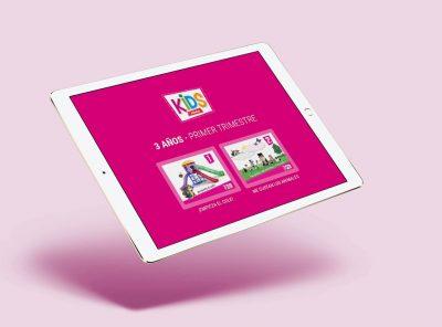 Plataforma educativa Edebé KIDS