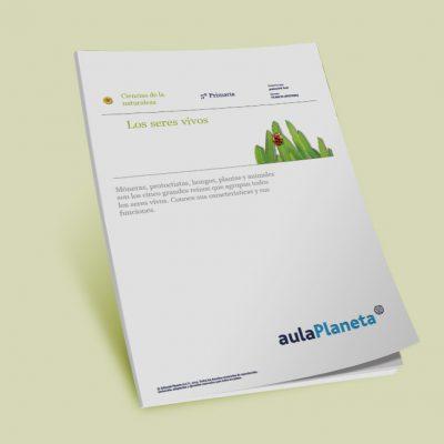 Cuadernos de estudio aulaPlaneta