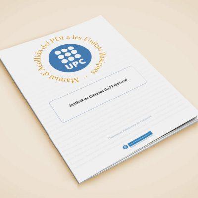 XSL HTML/PDF Manuals d'Acollida UPC