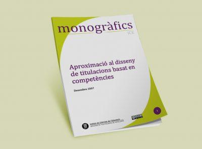 Monogràfics ICE-UPC