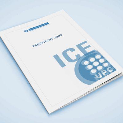 Pressupostos anuals ICE-UPC