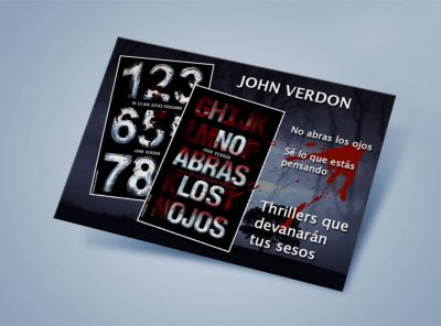Banner ebooks John Verdon