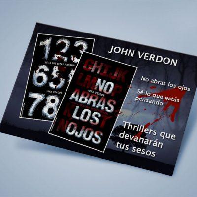 Banner ebooks John Verdon