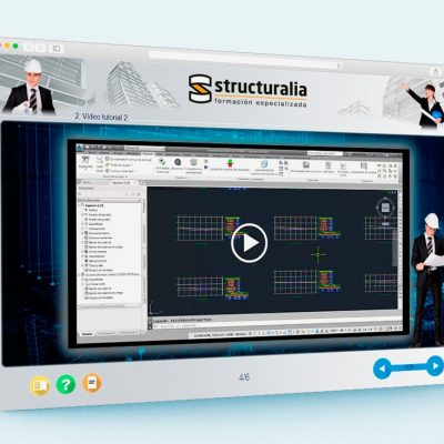 Creació de continguts AutoCAD Civil 3D e-learning