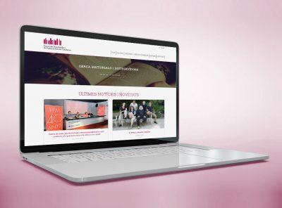 Web corporativa, botiga online i blog Gremi de Distribuïdors de Publicacions de Catalunya