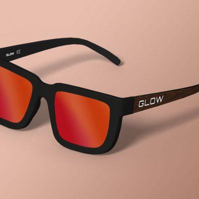 Modelat CAD 3D ulleres de sol GForce
