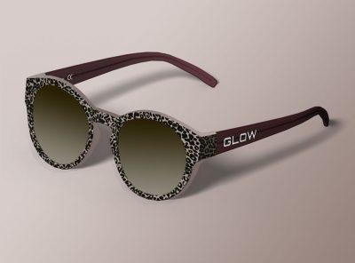 Modelado CAD 3D gafas de sol Wild