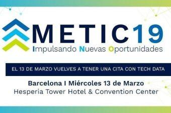 Dolphin Tecnologías invitado al METIC19 para dar una charla sobre la implantación de BIM