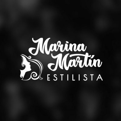 Logo Marina Martín Estilista