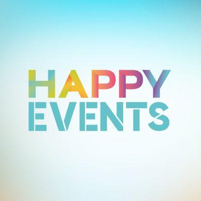 Logo Happy Events