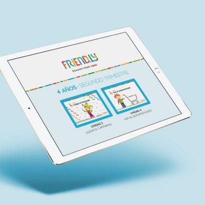 Plataforma educativa Edebé Friend.ly