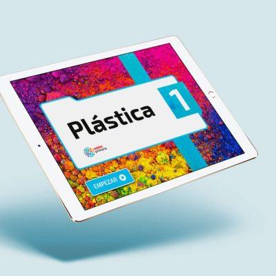 Plataforma educativa Edebé Plástica