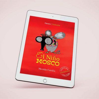 Ebook 'El niño mosco'