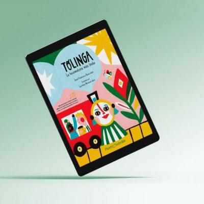 Ebook 'Tolinga'